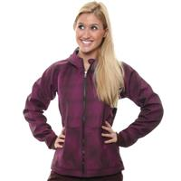 Ombre: Plum Patagonia Slopestyle Hoody 2.0 Womens