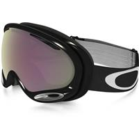 Jet Black Frame / Prizm Hi Pink Iridium Lens (OO7044 52) Oakley A Frame 2.0 Prizm Goggle