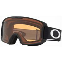 Oakley Line Miner Goggle - Youth - Matte Black Frame w/Prizm Persimmon Lens (OO7095-32)