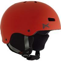 Orange Anon Raider Helmet