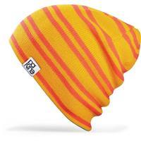 Orange Dakine Flip Beanie
