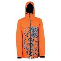 Orange Grenade Exploiter Jacket Mens