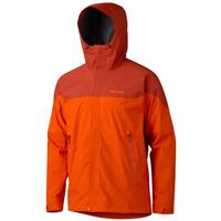 Orange Haze/Dark Rust Marmot Kirwin Jacket Mens
