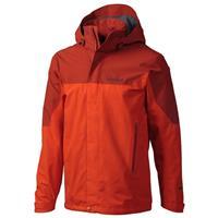 Orange Haze / Dark Rust Marmot Palisades Jacket Mens