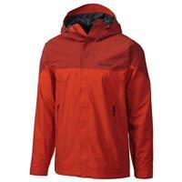 Orange Haze / Dark Rust Marmot Quarry Jacket Mens