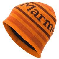 Orange Haze Marmot Powderday Beanie