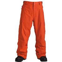 Orange Quiksilver Surface Insulated Pant Mens