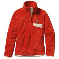 Orange / Red Patagonia Re Tool Snap T Pullover Womens