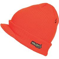 Orange Volcom Arco Beanie Mens