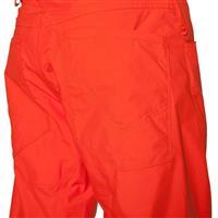 Orange Volcom Carbon Pant Mens