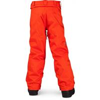 Orange Volcom Quest Insulated Pant Boys