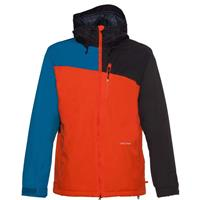 Orange Volcom Shadow Insulated Jacket Mens