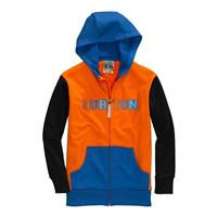 Orangeman Colorblock Burton Doom Bonded Hoodie Boys