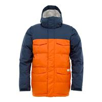 Orangeman / Team Blue Burton Deerfield Puffy Jacket Mens