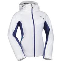 Orient Blue / White Kjus Oracle Jacket Womens