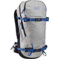 Burton AK Incline 30L Backpack - Stout White Coated Ripstop