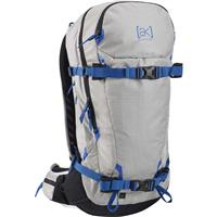 Burton AK Incline 20L Backpack - Stout White Coated Ripstop