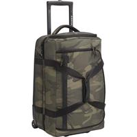 Burton Wheelie Cargo Travel Bag - Worn Camo Ballistic Print