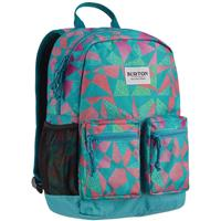 Green Blue Slate Morse Geo Print Burton Gromlet Backpack Youth