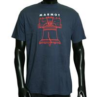 Pacific Marmot Liberty Bell Tee Mens