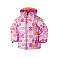 Paintbrush Print Obermeyer Serenity Jacket Preschool Girls