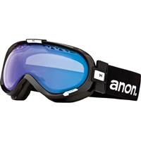 Painted Black Frame / Blue Lagoon Lens Anon Solace Goggle Womens