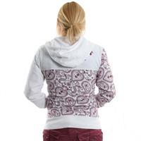 Paisley Heart Ride Series Full Zip Hoodie Womens