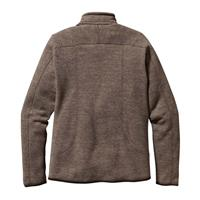 Pale Khaki / Dark Walnut Patagonia Better Sweater Jacket Mens