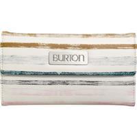 Palette Stripe Burton Tri Fold Wallet Womens