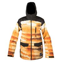 Pancakes Neff Daily Jacket Mens front