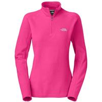 The North Face Glacier 1/4 Zip - Women's - Passion Pink