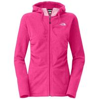 Passion Pink The North Face Mezzaluna Hoodie Womens