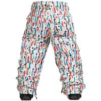 Pastel Box Print Burton Elite Cargo Pant Girls