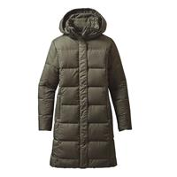 Industrial Green Patagonia Down With It Parka Womens