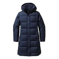 Navy Blue Patagonia Down With It Parka Womens
