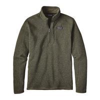 Industrial Green Patagonia Better Sweater 1/4 Zip Mens