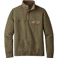 Patagonia Cotton Quilt Snap-T Pullover - Men's - Indust Green