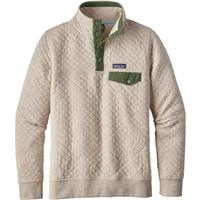 Patagonia Cotton Quilt Snap T Pullover Womens