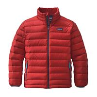 Ramble Red Patagonia Down Sweater Boys