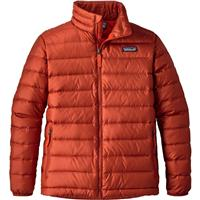 Roots Red Patagonia Down Sweater Boys