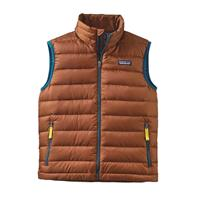 Saddle Patagonia Down Sweater Vest Boys