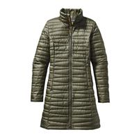 Industrial Green Patagonia Fiona Parka Womens