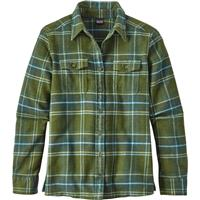 Patagonia Longsleeve Fjord Flannel Shirt Womens
