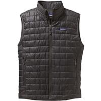 Forge Grey Patagonia Nano Puff Vest Mens