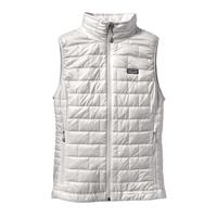 Birch White Patagonia Nano Puff Vest Womens