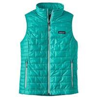 Strait Blue Patagonia Nano Puff Vest Womens