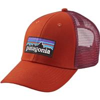 Roots Red Patagonia P 6 Logo Lopro Trucker Hat Mens