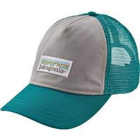 Drifter Grey Patagonia Pastel P 6 Label Trucker Hat Womens