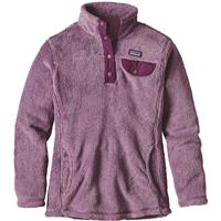 Dragon Purple Patagonia Re Tool Snap T Pullover Girls