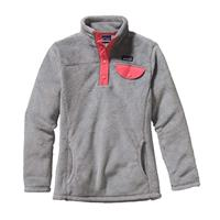 Tailored Grey Patagonia Re Tool Snap T Pullover Girls